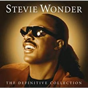 STEVIE WONDER-DEFINITIVE COLLECTION