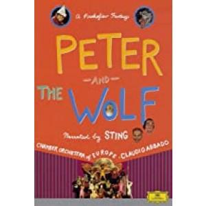 PROKOFIEV-PETER & WOLF (STING,ABBADO)
