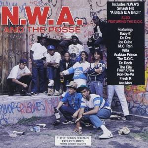 N.W.A.-N.W.A. AND THE POSSE