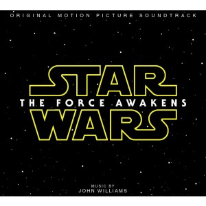 SOUNDTRACK-STAR WARS THE FORCE AWAKENS