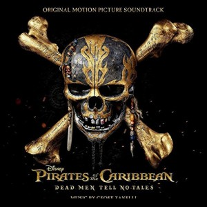 SOUNDTRACK-PIRATES OF THE CARIBBEAN: DEAD MEN TELL
