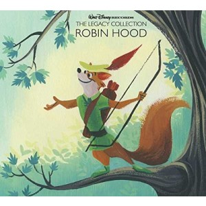 VARIOUS ARTISTS-WALT DISNEY RECORDS THE LEGACY COLLECTION: ROBIN HOOD