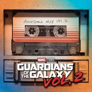 SOUNDTRACK-GUARDIANS OF THE GALAXY VOL 2: AWESOME MIX