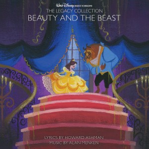 VARIOUS ARTISTS-WALT DISNEY RECORDS THE LEGACY COLLECTION: BEAUTY AND THE BEAST