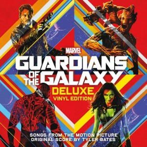 VARIOUS ARTISTS-GUARDIANS OF THE GALAXY DELUXE VINYL EDITION