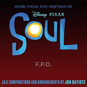 JON BATISTE-MUSIC FROM AND INSPIRED BY SOUL