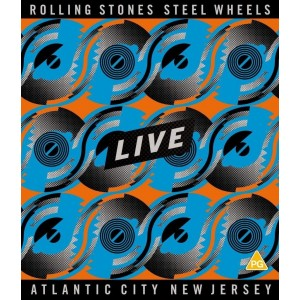 ROLLING STONES-STEEL WHEELS LIVE (BLURAY)