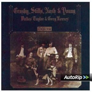 CROSBY STILLS NASH & YOUNG-DEJA VU