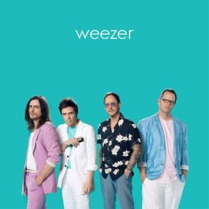 WEEZER-TEAL ALBUM