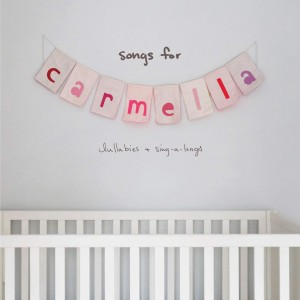 CHRISTINA PERRI-SONGS FOR CARMELLA