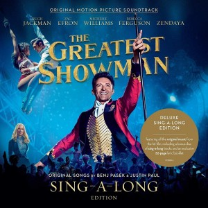 GREATEST SHOWMAN OST