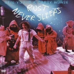 NEIL YOUNG-RUST NEVER SLEEPS