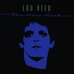 LOU REED-BLUE MASK