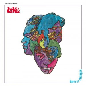 LOVE-FOREVER CHANGES