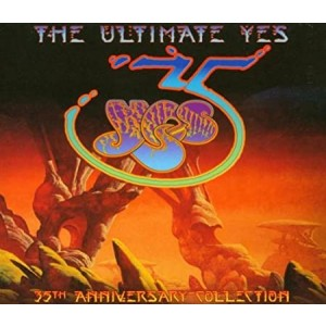 YES-ULTIMATE YES 2CD
