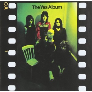 YES-THE YES ALBUM