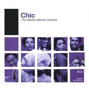 CHIC-DEFINITIVE GROOVE COLLECTION