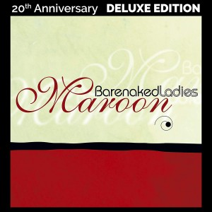 BARENAKED LADIES-MAROON (LTD. VINYL)