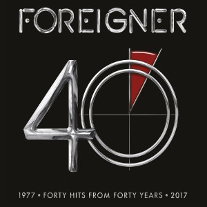 FOREIGNER-40: FORTY HITS FROM FORTY YEARS