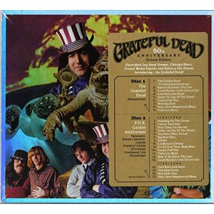 GRATEFUL DEAD-GRATEFUL DEAD 50TH ANNIVERSARY
