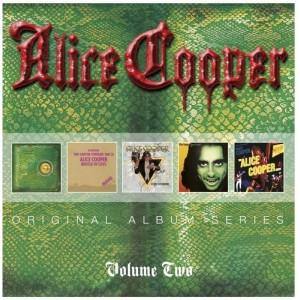 ALICE COOPER-ORIGINAL ALBUM SERIES VOL 2