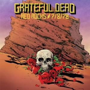 GRATEFUL DEAD-LIVE RED ROCKS AMPHITHEATRE, MORRISON CO