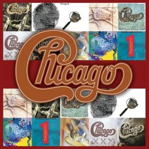 CHICAGO-THE STUDIO ALBUMS 1979-2008