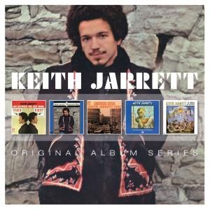 KEITH JARRETT-ORIGINAL ALBUM SERIES