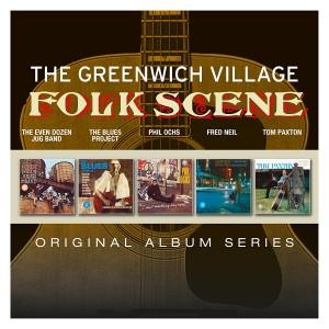 VARIOUS ARTISTS-THE GREENWICH VILLAGE FOLK SCENE