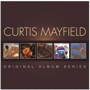 CURTIS MAYFIELD-ORIGINAL ALBUM SERIES