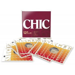 "CHIC-12"" SINGLES COLLECTION BOX"