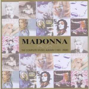 MADONNA-THE COMPLETE STUDIO ALBUMS