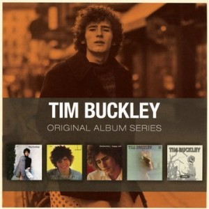 TIM BUCKLEY-ORIGINAL ALBUM SERIES