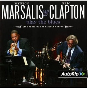 WYNTON MARSALIS AND ERIC CLAPTON-PLAY THE BLUES