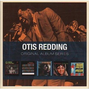 OTIS REDDING-ORIGINAL ALBUM SERIES