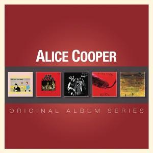 ALICE COOPER-ORIGINAL ALBUM SERIES