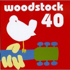 VARIOUS ARTISTS-WOODSTOCK 40