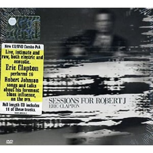 ERIC CLAPTON-SESSIONS FOR ROBERT J