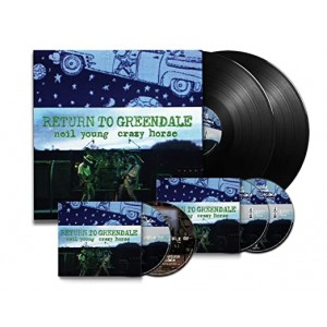NEIL YOUNG & CRAZY HORSE-RETURN TO GREENDALE (LTD BOX SET)