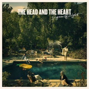 HEAD AND THE HEART-SIGNS OF LIGHT