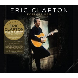 ERIC CLAPTON-FOREVER MAN DLX