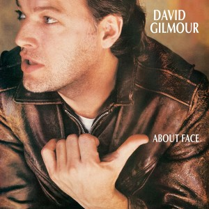 DAVID GILMOUR-ABOUT FACE