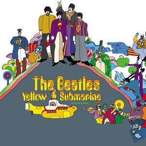 BEATLES-YELLOW SUBMARINE (REMASTER 2009)