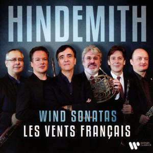 LES VENTS FRANÇAIS, ERIC LE SA-HINDEMITH: WIND SONATAS