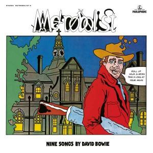 DAVID BOWIE-METROBOLIST (AKA THE MAN WHO SOLD THE WORLD)