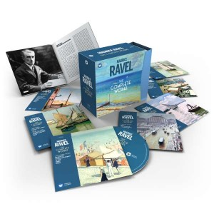 MAURICE RAVEL-THE COMPLETE WORKS