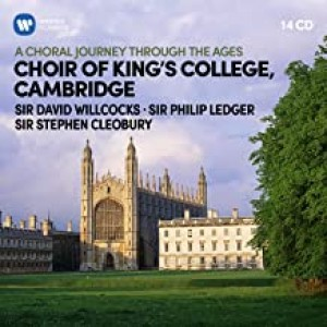 CHOIR OF KING´S COLLEGE, CAMBR-A CHORAL JOURNEY THROUGH THE A