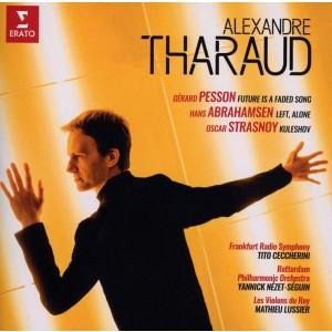 ALEXANDRE THARAUD-CONCERTOS: PESSON, ABRAHAMSEN,