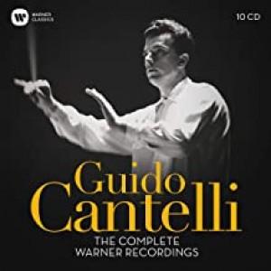 GUIDO CANTELLI-GUIDO CANTELLI: THE COMPLETE W