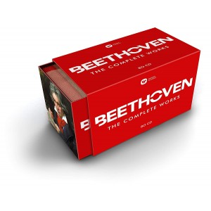 VARIOUS ARTISTS-BEETHOVEN: THE COMPLETE WORKS